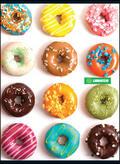 Quaderno A5 Libraccio. 1 rigo - Donuts