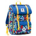 Zaino Square BackPack Invicta Fantasy Bl