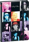 Taccuino 24 a Righe Marilyn Monroe