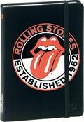 Taccuino 15 a Righe Rolling Stones