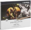 Pastello tondo Lyra Polycolor. Conf. 24