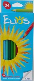 Matite colorate Elios - 24 colori