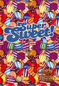 Quaderno Maxi A4 Candy Crush. 1 rigo