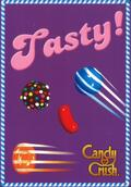 Quaderno Maxi A4 Candy Crush. Quadretti
