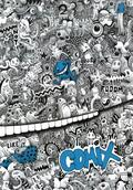 Quaderno Maxi A4 Comix Special. Quadrett