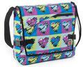 Borsa double shoulderbag Seven Pop heart