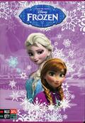Quaderno maxi A4 Frozen Snow Queen. Quad