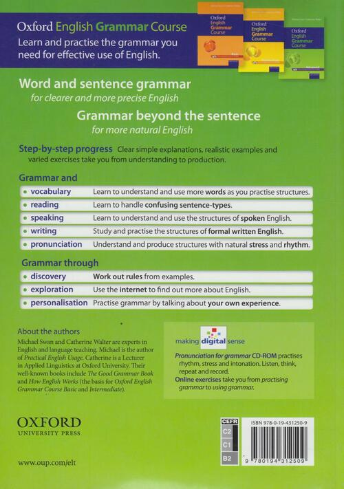 oxford english grammar book review