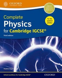 Complete physics for Cambridge