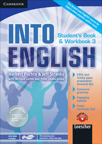 Into english. Student's book-Workbook. Con espansione online. Per le Scuole superiori. Con CD Audio e DVD-ROM