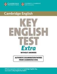 Cambridge key english test extra. Student's book
