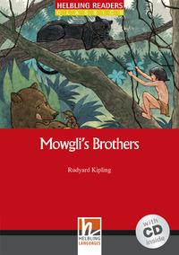 Mowgli's brothers. Con CD Audio