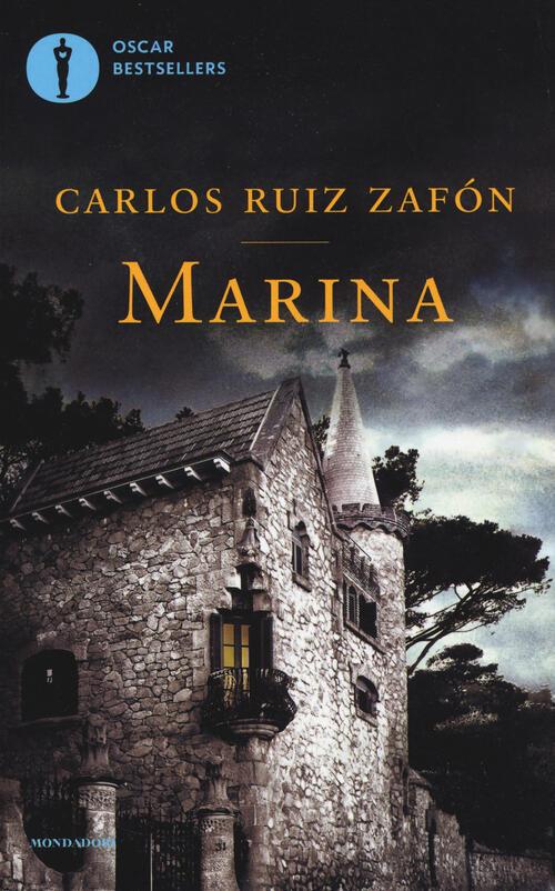 Marina - Carlos Ruiz Zafón Libro - Libraccio.it