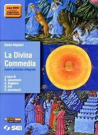 La Divina Commedia. Con DVD: libro