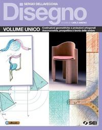 Disegno. Vol. unico. Con e book. Con espansione online: libro