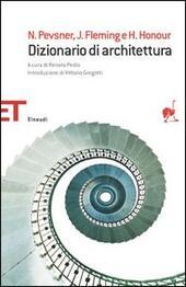 Dizionario di architettura