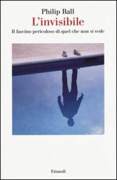 L 39 invisibile il fascino pericoloso di quel che non si for Porta a libro non si chiude