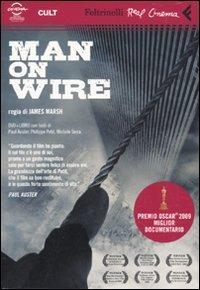 Man on wire. DVD. Con libro: libro