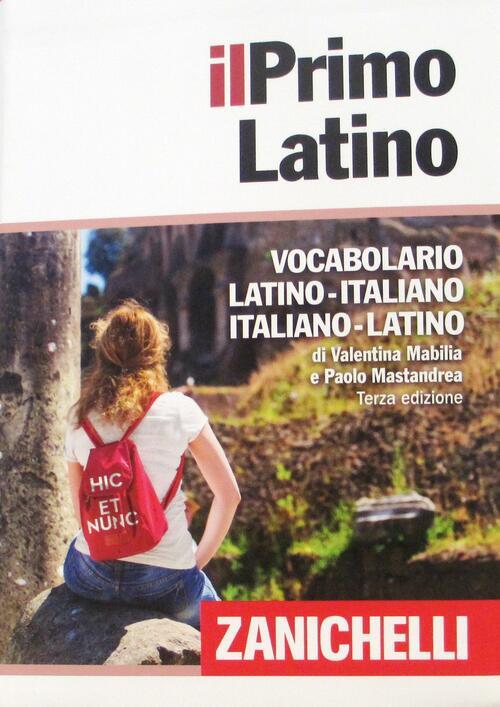 vocabolario latino italiano: