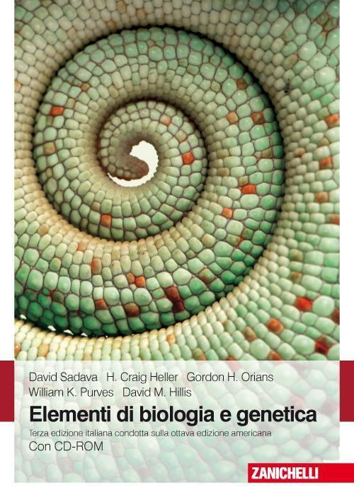 Elementi di biologia e genetica - Zanichelli