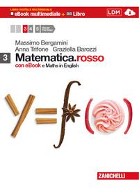 Matematica.rosso. con Maths in English. Con espansione online. Vol.3
