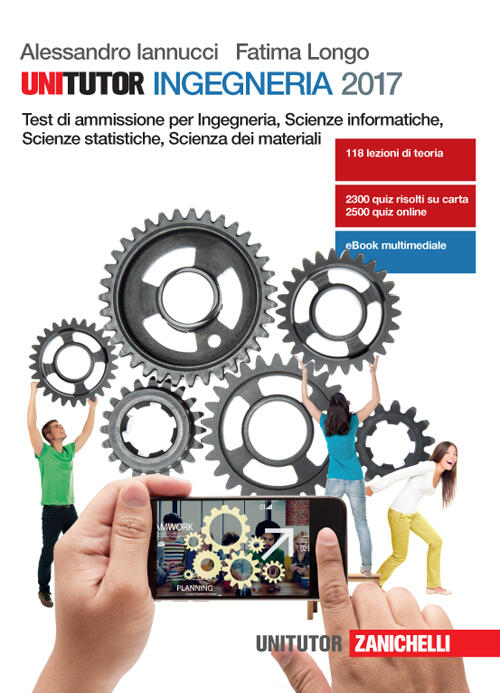 Unitutor ingegneria 2017 test di ammissione per for Test scienze politiche