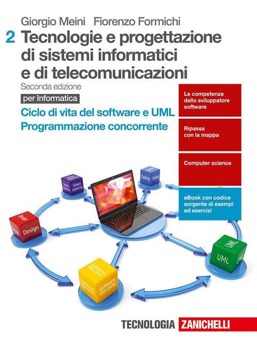 Tecnologie e progettazione di sistemi informatici e di for Software di progettazione di case online