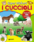 cuccioli. Super stickers