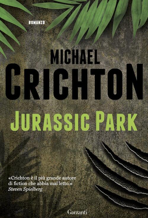 jurassic park michael crichton pdf