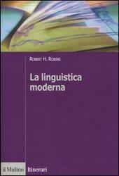 La linguistica moderna