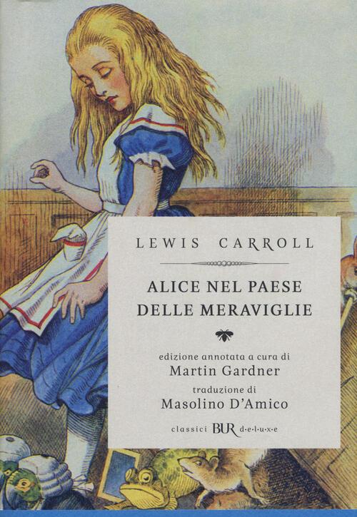 Alice nel paese delle meraviglie attraverso lo specchio e - Poesia lo specchio ...