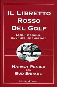 Il libretto rosso del golf: libro