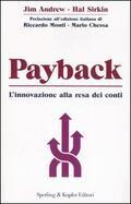 Payback. L'innovazione alla resa de