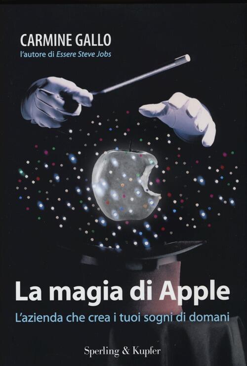 La magia di apple l 39 azienda che crea i tuoi sogni di for Crea i tuoi progetti