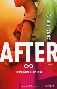 Libro: After. Come mondi lontani