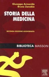 Giuseppe armocida storia della medicina