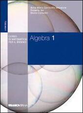 Algebra. Corso di matematica per il biennio. Vol.1