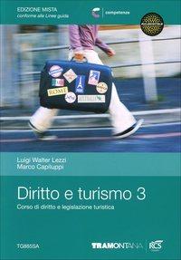 Diritto e turismo. Con espansione online. Vol.3