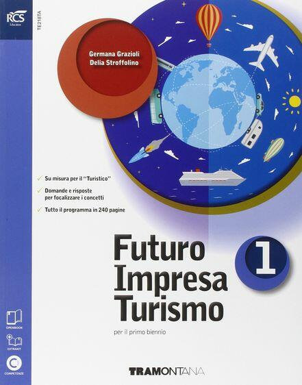 futuro impresa turismo con extrakit openbook con e book