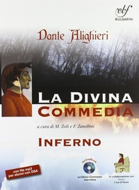 Inferno. La divina commedia. Ediz. integrale. Con espansione online. Con DVD: libro