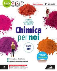 Chimica per noi linea blu con e book con espansione for Libri universitari on line