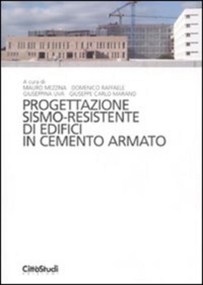progettazione sismo residente di edifici in cemento armato