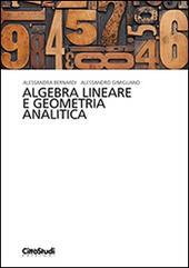 Algebra lineare e geometria analitica