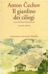 Il giardino dei ciliegi anton cechov libro - Il giardino dei ciliegi ...