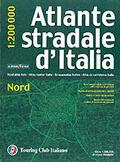 Atlante stradale d'Italia. Nord 1:2