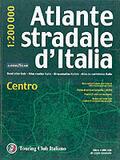 Atlante stradale d'Italia. Centro 1