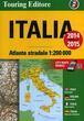 Atlante stradale d'Italia Nord, Centro, Sud 1:200.000