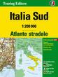 Atlante stradale Italia Sud 1:200.000