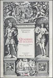Quaderni di sicurtà. Documenti di storia delle assicurazioni. Fondazione Mansutti. Con CD-ROM. Ediz. inglese