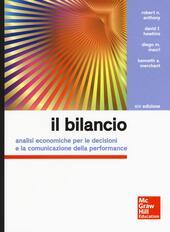Il bilancio. Analisi economiche per le decisioni e la comunicazione della performance